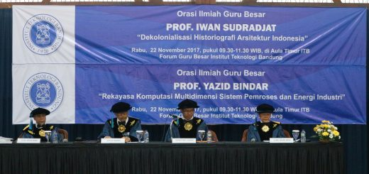Foto Orasi Prof. Iwan Sudradjat (6)